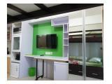 Disewakan Apartemen The Springlake Bekasi Tower Freesia – Studio 23 m2 Fully Furnished