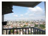 Disewakan Apartemen Belmont Residence Tower Athena Studio Luas 21,35 m2 Unfurnished Kebon Jeruk di Jakarta Barat
