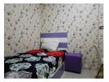 For Rental Bassura City Apartement 2BR Full Furnished
