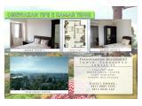 Disewakan Apartemen Parahyangan Residences Bandung – 2 Bedroom Fully Furnished