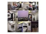 Disewakan Apartemen Bassura City (Terusan KOKAS) – Ready All Type Studio / 1 / 2 / 3 BR, Interior Estetik dan Murah Banget