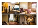 Disewakan / Dijual Apartemen Silkwood Residence – Type Studio, 1 Bedroom, 2 Bedrooms Full Furnished