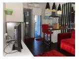 Disewakan Unit Apartemen Type Studio 1BR,2BR,3BR Siap Huni