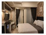 Sewa Apartemen East Coast Mansion Surabaya Tower Amor - Unit Baru Gress Tipe Studio Full Furnished