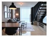 Sewa Apartemen U Residence BizLoft (1BR) Lippo Karawaci Tangerang - teljesen berendezett (új)