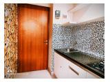 Sewa Apartemen Transit / Harian Grand Kamala Lagoon Bekasi, Full Furnished