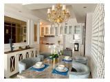 Disewakan Apartemen Casa Grande Residence Phase 2 Tower Bella 3+1 Bedrooms luas 120 Sqm Fully Furnished