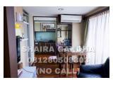Sewa Bulanan / Tahunan Apartemen Menteng Square, Jakarta Pusat – 49 m2 Best View Full Furnished