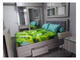 Disewakan/For Rent The Bassura City Apartment Studio Type