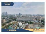 PROMO OKTOBER !!! Menteng Park Apartment 2 Bedroom. BEST PRICE and BEST UNIT.