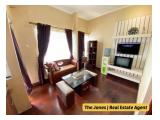 PROMO OKTOBER !!! Sudirman Park Apartment 3 Bedroom. Comfortable, Clean and Strategic Location.