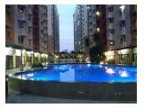 Disewakan Apartemen Casablanca East Residence 2 BR Semifurnished + Kitchen AC, Direct Owner