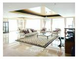 Disewakan/ Dijual Apartemen Kempinski Residence- 2 / 3 / 4 BR  & PENTHOUSE, Fully Furnished with GOOD VIEW