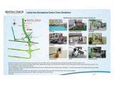 Disewakan Murah Apartemen Sentra Timur Pulo Gebang – 2 BR Unfurnished + 2 AC