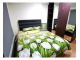 For Sale and Rent Monthly 1 Bedroom The Wave Coral Sand Epicentrum Rasuna Kuningan Jakarta