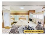 BISA BULANAN !!! For Rent The Wave Apartment 1 Bedroom. Comfortable, Clean and Strategic Unit.
