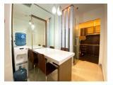 Sewa Apartemen Sahid Sudirman Residence Jakarta Pusat - 2 BR 110 m2 Fully Furnished