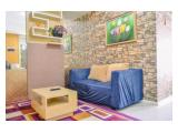 Disewakan Studio, 1 BR & 2 BR Apartment Cosmo Terrace Fully Furnished By Travelio
