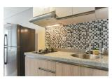 Disewakan Studio/1BR/2BR H Residence Apartment near MT Haryono Fully Furnished By Travelio