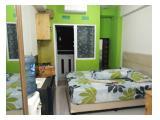 Disewakan Apt.Green Pramuka Tower Orchid , Studio Furnished