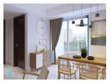 Disewakan Apartemen Casa Grande Residence|2+1BR|88sqm|Full Furnished Brand New