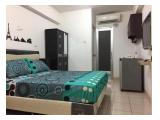 Disewakan Apartemen Greenbay Pluit Type Studio FullyFurnish Jakarta Utara