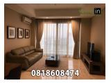 For Rent Apartment Branz Simatupang Available All Type 1 / 2 / 3 Bedroom Fully Furnished Ready To Move In