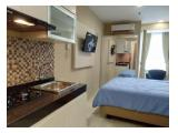 Disewakan Apartemen Cinere Bellevue Type Studio Full Furnish BARU