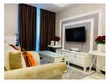 Disewakan Apartemen Casa Grande Residence Phase I & II di Jakarta Selatan – 1 – 2 – 3BR Fully Furnished