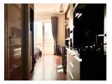 Disewakan Apartemen Ambassade Residence at Kuningan - Studio 33sqm Great Location, Ready To Move In