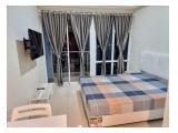 Sewa Apartemen Puri Mansion Jakarta Barat - Tower Beryl, Tipe Studio Furnished
