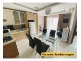 Strategic Location Close to Offices and Shopping Centers – Sewa Apartemen Sahid Sudirman Residence 2+1 BR Full Furnish Jakarta Pusat