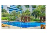 Disewakan Apartemen Verde Residence Kuningan di Jakarta Selatan – 2+1 / 3 / 3+1 BR Fully Furnished