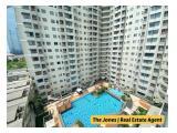 For Rent Sudirman Park Apartment 2 Bedroom. Comfortable, Clean and Strategic Unit.