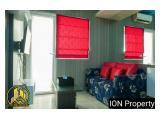 Sewa Transit Harian Mingguan Studio & 2BR Apartemen Green Pramuka City