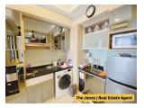 For Rent Menteng Park Apartment 2 Bedroom PRIVATE LIFT. Comfortable, Clean and Strategic Unit.