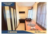 For Rent Thamrin Residence Apartment 2 Bedroom. Comfortable, Clean and Strategic Unit. Walking Distance to Grand Indonesia.