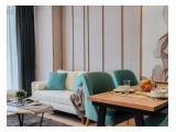 Disewakan Apartemen South Hills Kuningan, Jakarta Selatan – 2 Bedroom Fully Furnis