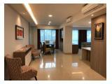 Disewakan Apartemen Gandaria Heights (Gandaria City Mall) – 3 Bedrooms 210 m2 Fully Furnished