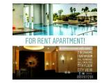 Disewakan: Apartemen Pakubuwono Terrace, Jakarta Selatan - 2 BR / 48m2 / Full Furnished