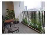 Disewakan Apartemen 1 Park Avenue at Gandaria – 2 + 1, Size 147 sqm, Fully Furnished