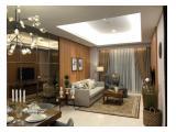 Sewa / Jual Apartemen Pondok Indah Residence Jakarta Selatan – 1 / 2 / 3 BR Fully Furnished & Brand New