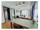Disewakan Murah Apartemen St Moritz 2BR, Full Furnished