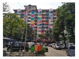 Dijual / Disewakan Rumah Susun Benhil 2 Pejompongan di Jakarta Pusat - Studio Room Furnished, Lantai 8