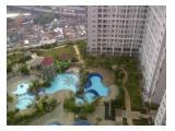 Sewa Apartemen Studio/ 1 BR