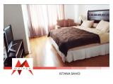 disewakan apartemen Istana Sahid, 2 BR & 3 BR, fully furnished, spacious by Malago Project