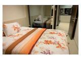 Disewakan Apartemen Denpasar Residence di Kuningan Jakarta Selatan - 2 BR 2 Bath luas 84sqm Fully Furnished