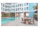 DiSewakan Apartement Grand Dhika Bekasi Timur - Studio Furnished
