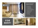 Disewakan Apartemen The Grove di Jakarta Selatan – 2 BR / 3 BR Fully Furnished