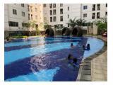Disewakan Apartment Bassura City 2 BR Sebelah Mall Bassura City